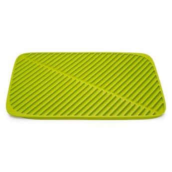 Zielona podkładka/ociekacz Joseph Joseph Flume, 31x43,5 cm