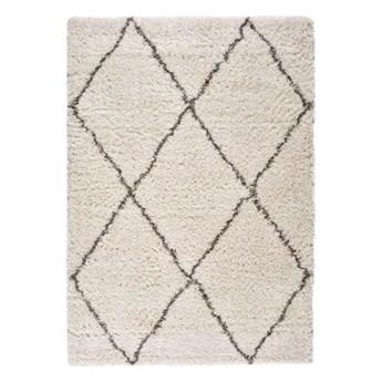 Beżowy dywan Universal Lynn Lines, 60x110 cm