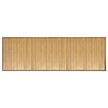 Bambusowa mata łazienkowa iDesign Formbu Light, 61 x 182 cm