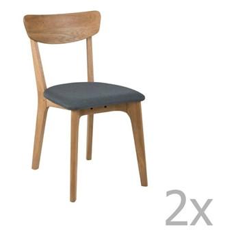 Zestaw 2 krzeseł Actona Taxi Corsica Dining Set