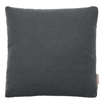 Ciemnoszara bawełniana poszewka na poduszkę Blomus, 45x45cm
