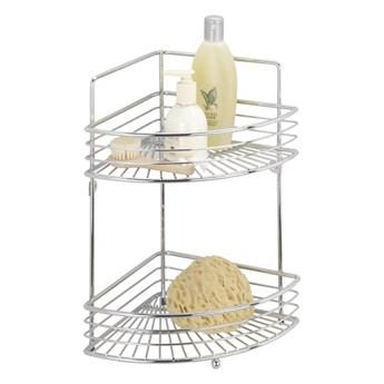 Narożna półka pod prysznic Wenko Milano