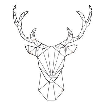Organizer ścienny w kształcie jelenia Leitmotiv
