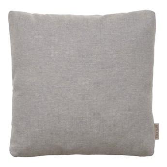 Szarobrązowa bawełniana poszewka na poduszkę Blomus, 45x45cm