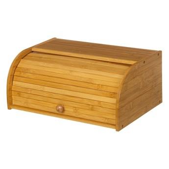 Pojemnik na chleb z bambusu Unimasa, 27x16,5 cm