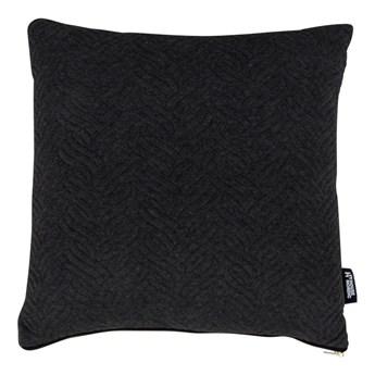 Czarna poduszka House Nordic Ferrel, 45x45 cm