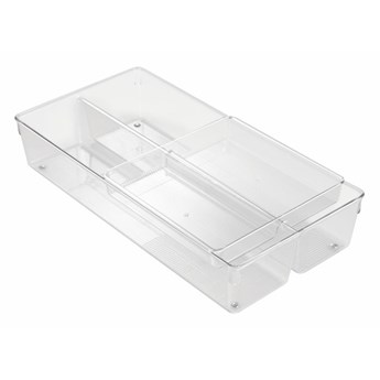 Organizer do szuflady InterDesign Linus, 20,5 x 41 cm