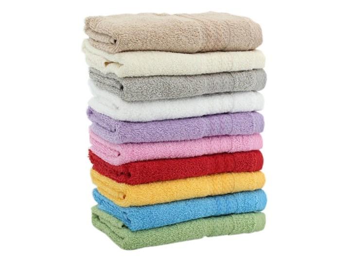 Zestaw 10 ręczników Rainbow, 30x50 cm Łazienkowe Bawełna Komplet ręczników Kategoria Ręczniki