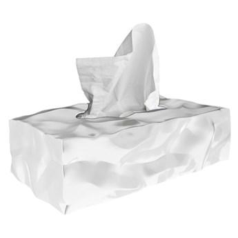 Biały pojemnik na chusteczki Essey Wipy II