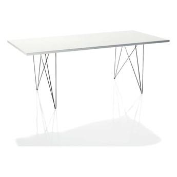 Biały stół Magis Bella, 200 x 90 cm