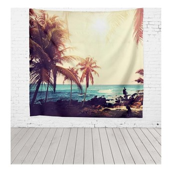 Tkanina dekoracyjna Really Nice Things Beach, 140x140 cm