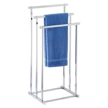 Potrójny wieszak na ręczniki Wenko Quadro