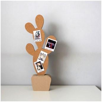 Kaktus dekoracyjny/tablica Unlimited Design for kids, wys. 56 cm