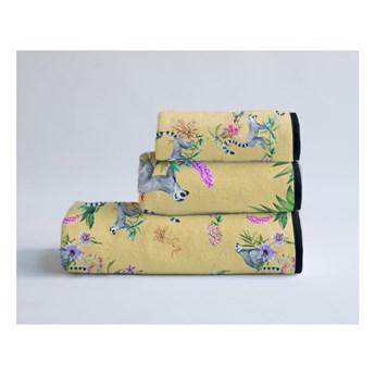 Zestaw 3 ręczników Madre Selva Lemur