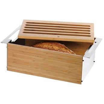 Chlebak z drewna bambusowego WMF, 43x25 cm