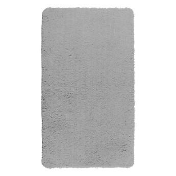 Jasnoszary dywanik łazienkowy Wenko Belize, 55x65 cm
