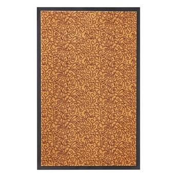 Pomarańczowa wycieraczka Zala Living Smart, 28x45 cm