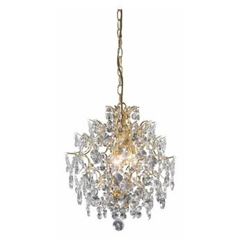 Lampa wisząca w kolorze złota Markslöjd Rosendal, ø 40 cm