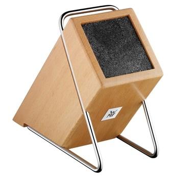 Blok na noże z drewna bukowego z wkładką z włosia WMF