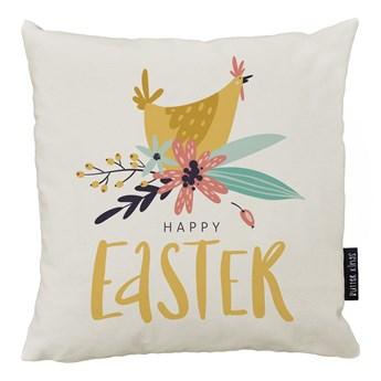 Poduszka Butter Kings z bawełny Easter Harvest II., 45x45 cm