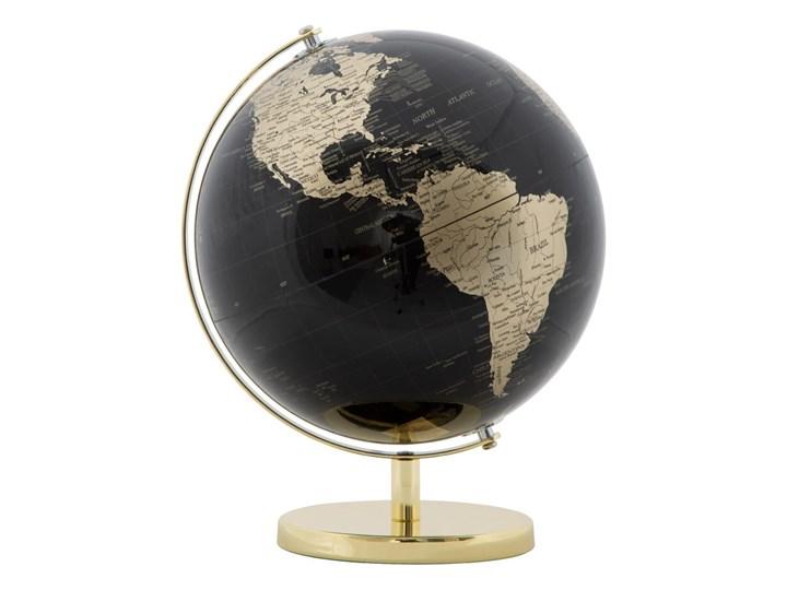 Globus Mauro Ferretti Globe, ø 25 cm Kategoria Figury i rzeźby Globusy Metal Tworzywo sztuczne Kolor Złoty
