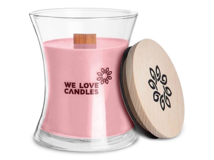 Świeczka z wosku sojowego We Love Candles Basket of Tulips, czas palenia 64 h
