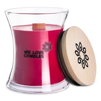 Świeczka z wosku sojowego We Love Candles Ginger Sweetheart, 64 h