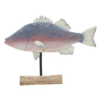Dekoracja Mauro Ferretti Fish, 60x44 cm