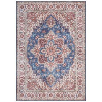 Niebiesko-czerwony dywan Nouristan Anthea, 120x160 cm