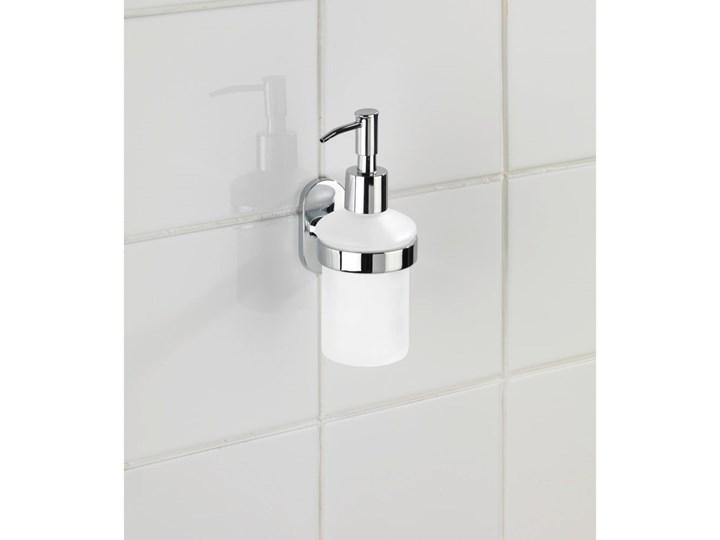 Samoprzylepny dozownik do mydła Wenko Power-Loc Puerto Rico, 200 ml Szkło Dozowniki Kategoria Mydelniczki i dozowniki