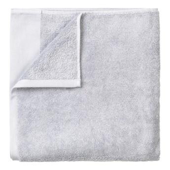 Jasnoszary bawełniany ręcznik Blomus, 50x100 cm