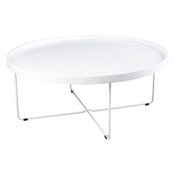 Biały stolik sømcasa Bruno