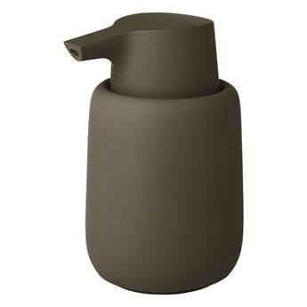 Brązowy dozownik do mydła Blomus Sono, 250 ml