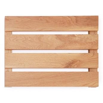 Drewniany podest łazienkowy z drewna dębowego Wireworks Apartment