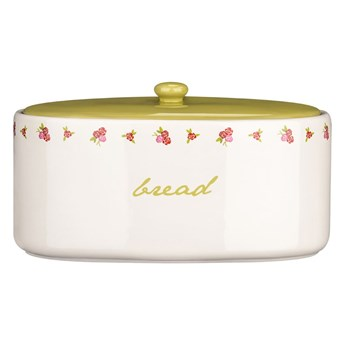 Chlebak ceramiczny Premier Housewares Rose Cottage, 33x27 cm