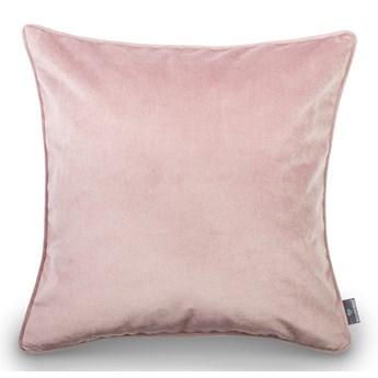 Różowa poszewka na poduszkę WeLoveBeds Dusty, 50x50 cm