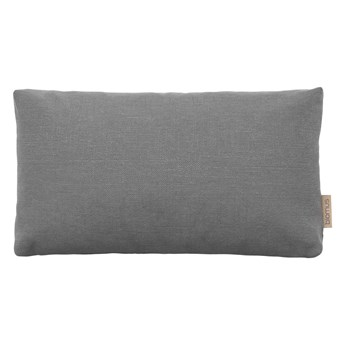 Szara bawełniana poszewka na poduszkę Blomus, 50x30cm