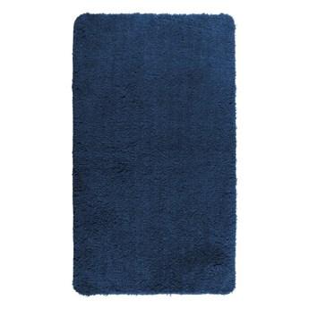 Ciemnoniebieski dywanik łazienkowy Wenko Belize, 55x65 cm