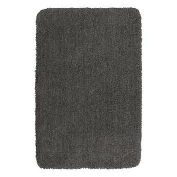 Ciemnoszary dywanik łazienkowy Wenko Belize, 120x70 cm
