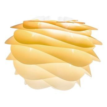 Żółty abażur UMAGE Carmina, Ø 32 cm