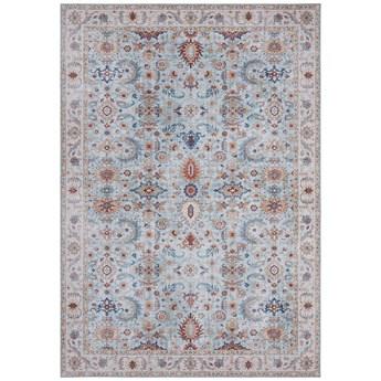 Niebiesko-beżowy dywan Nouristan Vivana, 120x160 cm