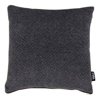 Ciemnoszara poduszka House Nordic Ferrel, 45x45 cm