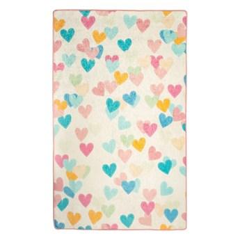Dywan dla dzieci Hearts, 140x190 cm