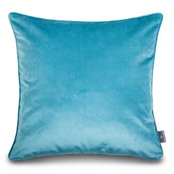 Niebieska poszewka na poduszkę WeLoveBeds Azure Coast, 50x50 cm