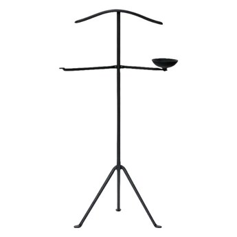 Antracytowy wieszak Magis Officina, wys. 106 cm