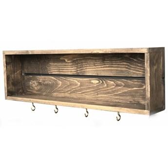 Ręcznie robiona wielofunkcyjna półka kuchenna Wallace