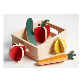 Dziecięcy sklep z warzywami do zabawy Flexa Play Shop Vegetables