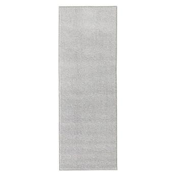 Jasnoszary chodnik Bougari Pure, 80x300 cm