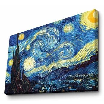 Reprodukcja obrazu na płótnie Vincent Van Gogh, 100x70 cm