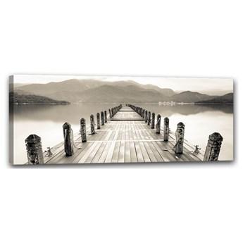 Obraz Styler Canvas Harmony Molo, 60x150 cm